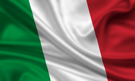 Flag of Italy Italien Fahne Flagge