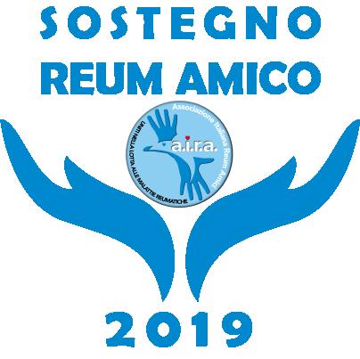 sostegno reum amico - logo 2019