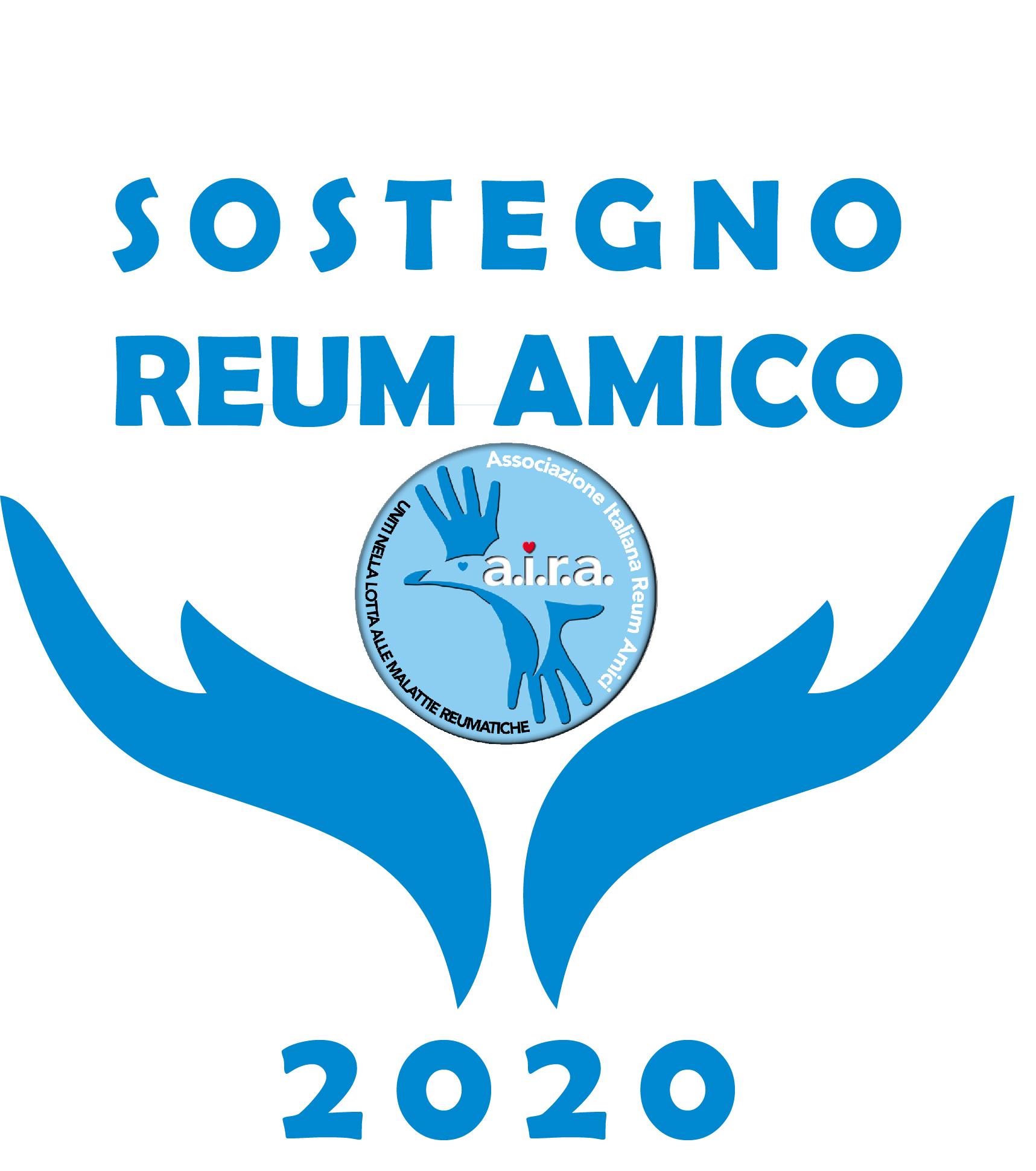 Sostegno Reum Amico - logo 2020